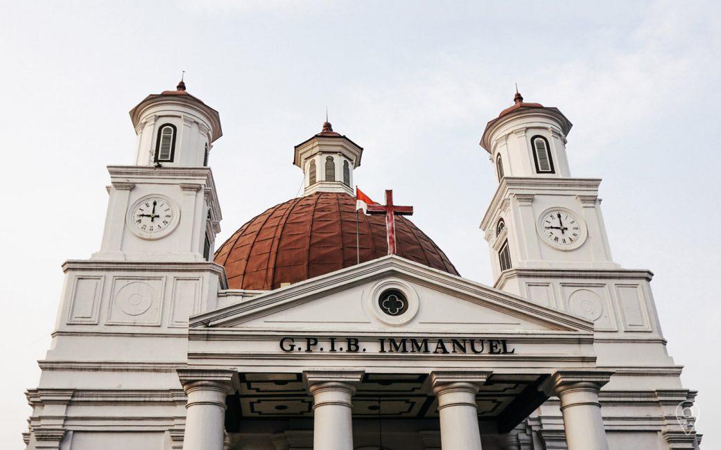 Top 11 Destinations in Semarang