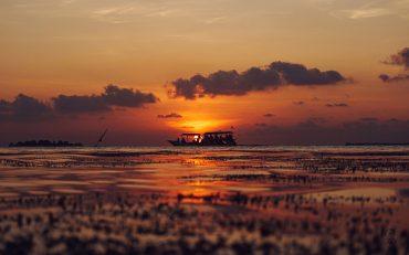Sunset of Karimun Jawa