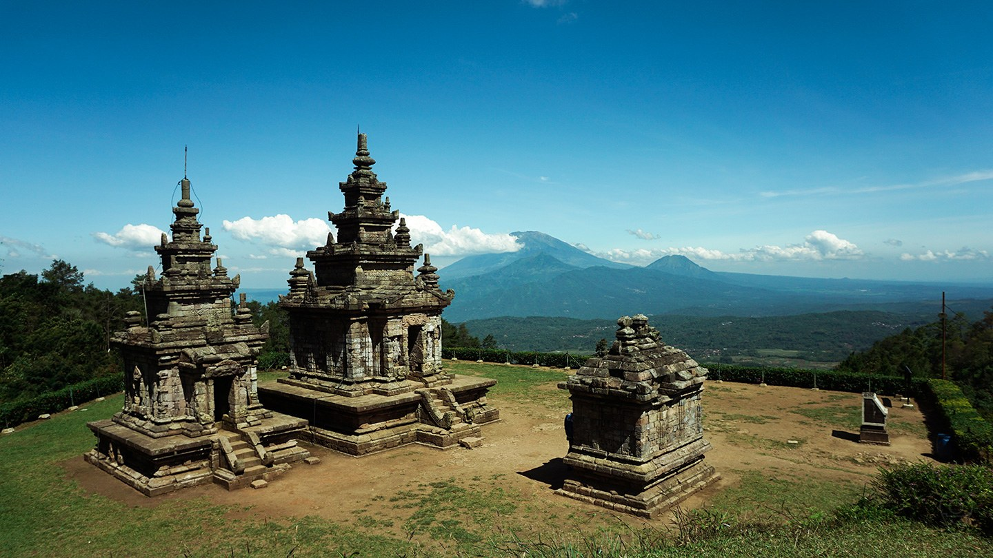 The Oldest Temple in Central Java