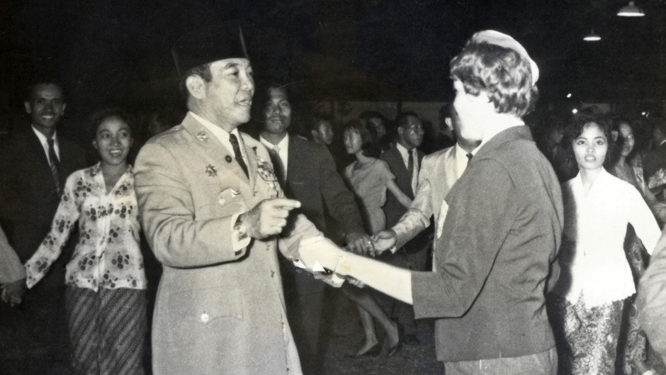 Bersukaria, The Only Song Written by Sukarno