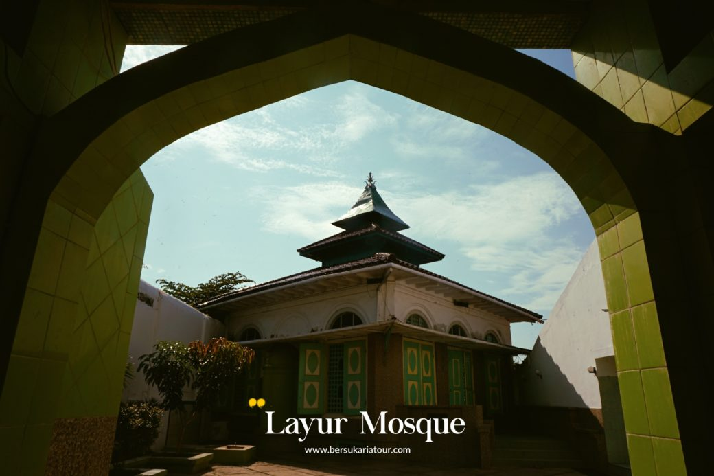 A Brief Introduction To The Layur Mosque